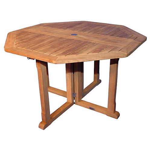"Boca 48"" Folding Dining Table"