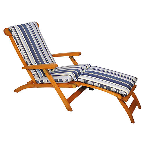 Devon Steamer Chair, Baystreet