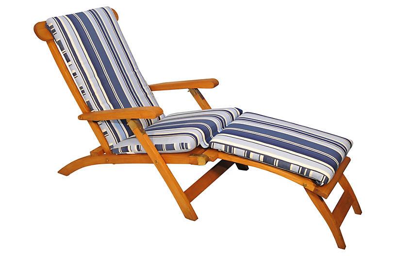 Devon Steamer Chair, Baystreet