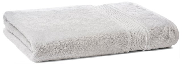 Classic Bath Sheet, Dove