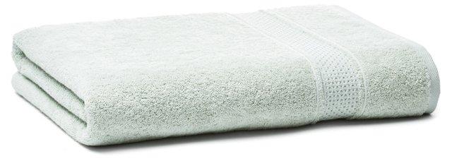 Classic Bath Sheet, Silver Sage