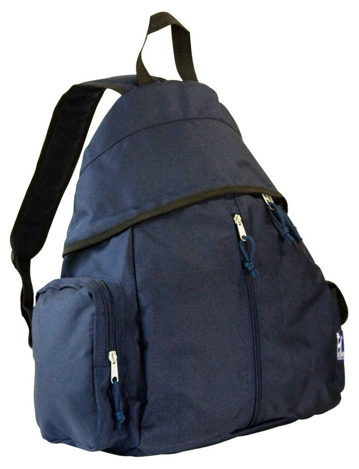 Whale Blue Sports Backpack