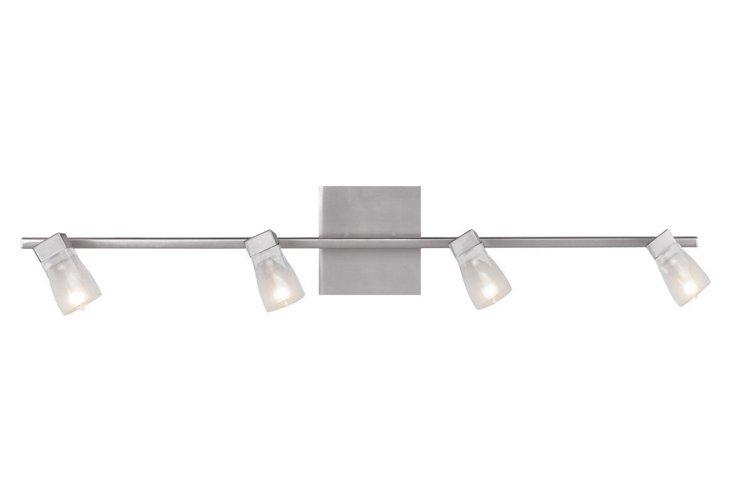 James 4-Light Wall Bar