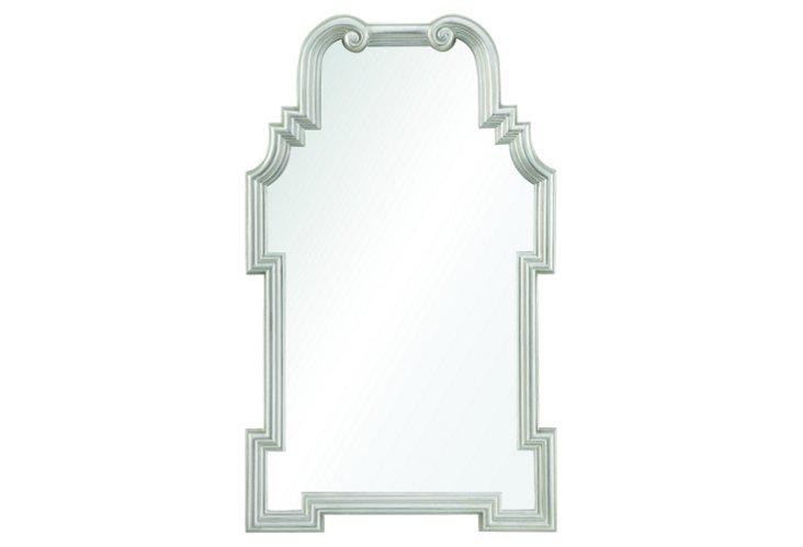 Edward Mirror, Silver