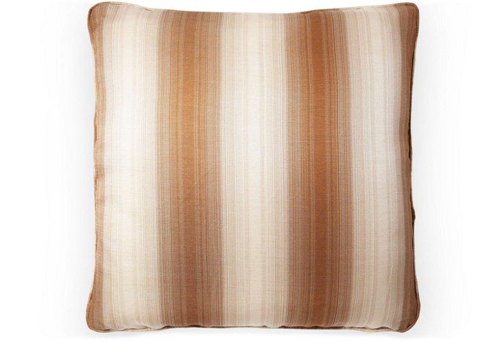 Pommeroy 20x20 Pillow, Nutmeg