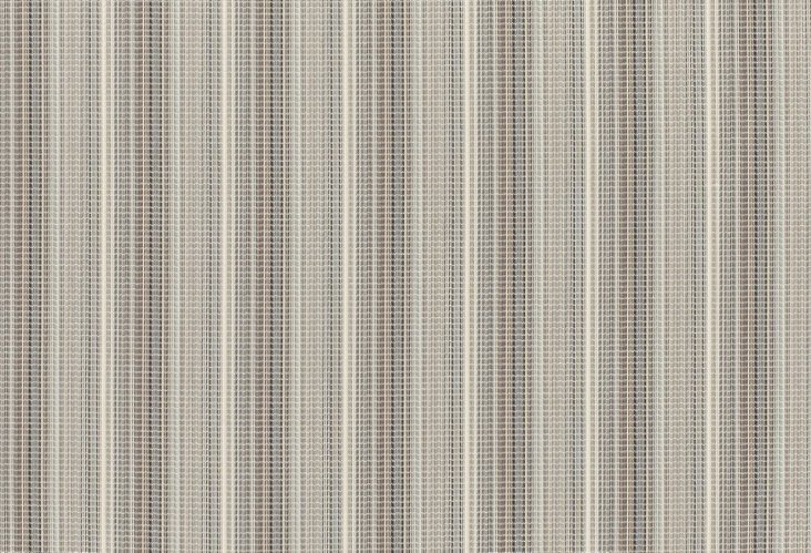 Equestrian Stripe Fabric, Pebbles