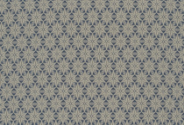 Polaris Fabric, 2 Yards Sea Blue