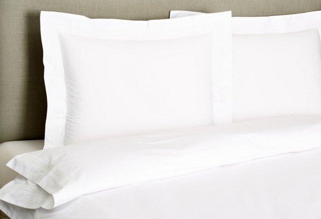 Cintura Duvet Set, White