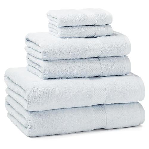 6-Pc Merano Towel Set