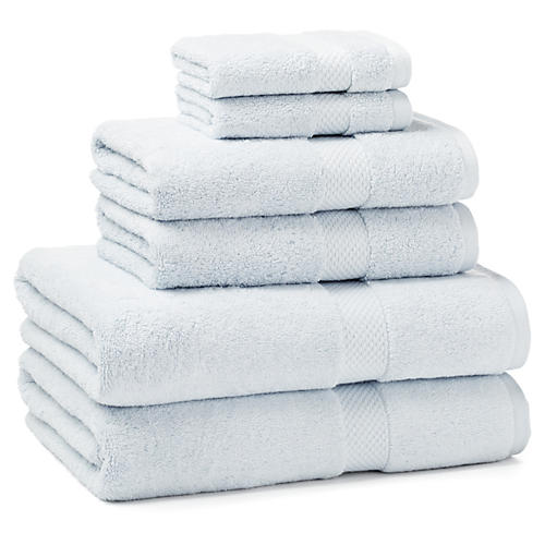 6-Pc Merano Towel Set