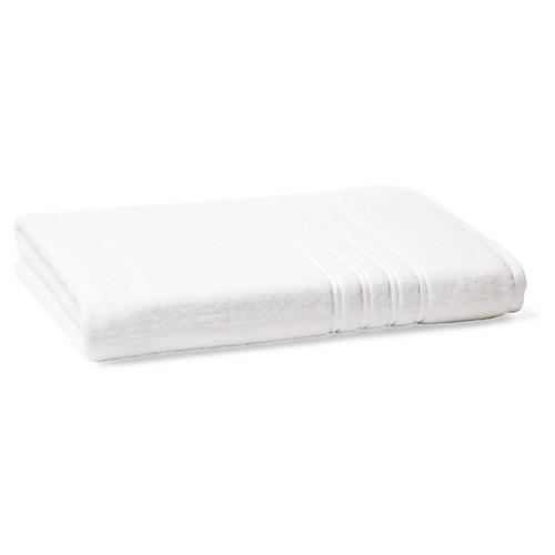 Alessio Bath Sheet, White
