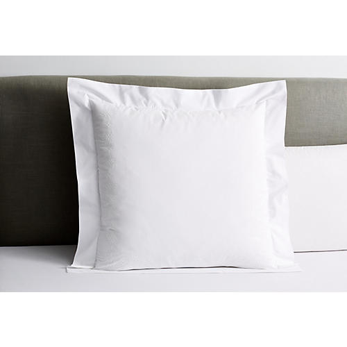 Bernini Euro Sham, White