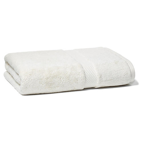 Guesthouse Bath Towel, Cream