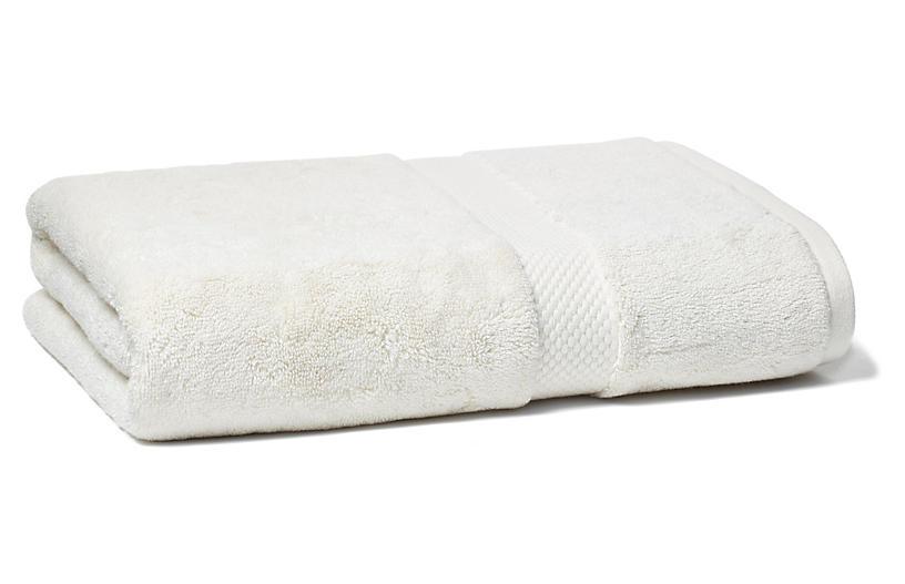 Guesthouse Bath Towel, Cream