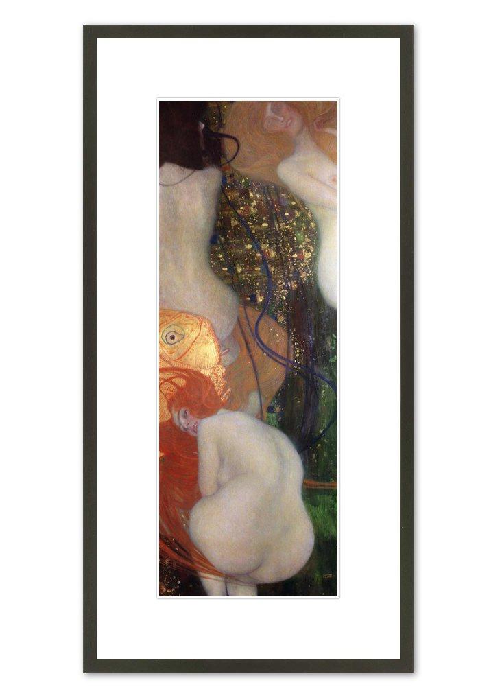 Gustav Klimt, Goldfish, 1901-02