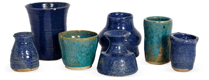 Studio Pottery Collection I
