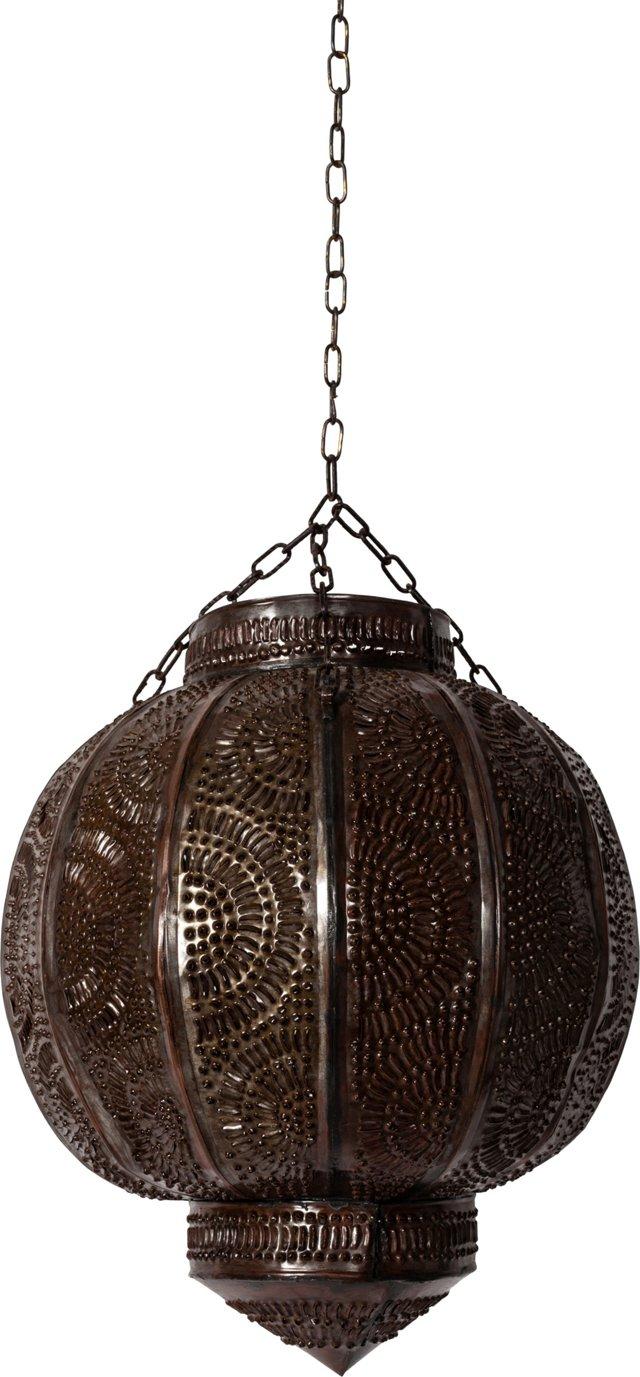 Moroccan Ball Lamp II