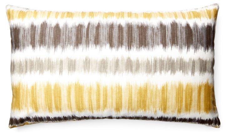 Karma 14x24 Cotton Pillow, Multi