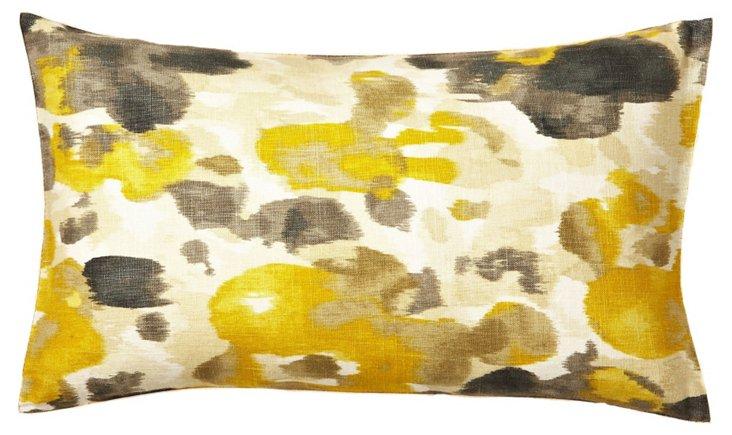 Floral 14x24 Cotton Pillow, Multi