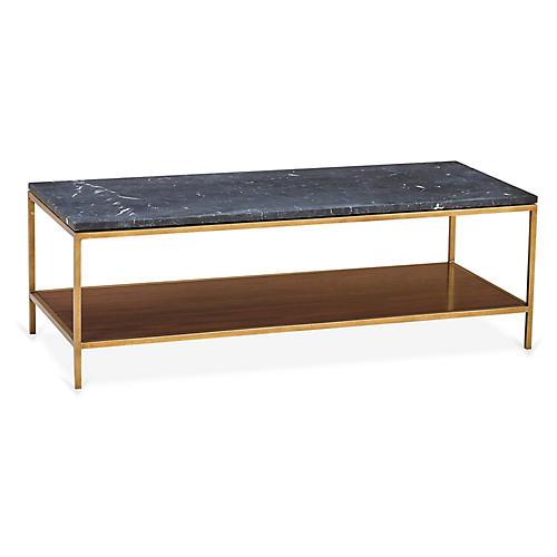 Copeland Coffee Table, Black