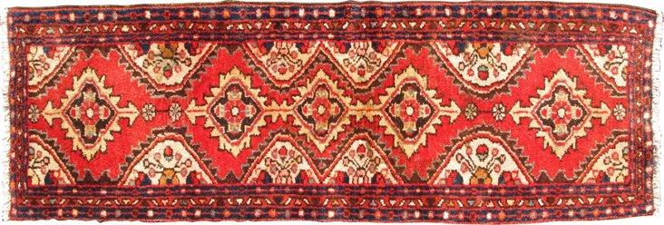 """Persian Hamadan, 5' x 1'9"""""""