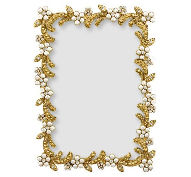 Ornate Swirl Frame, 5x7, Gold