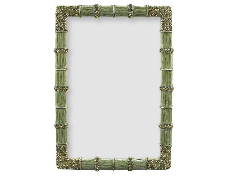 Tiffany Frame, 4x6, Green