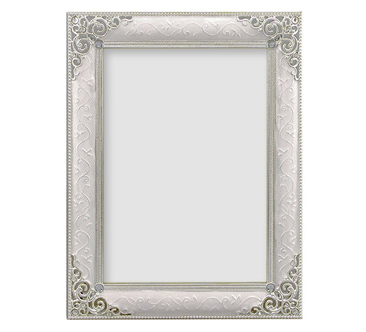 Versailles Frame, 8x10, White