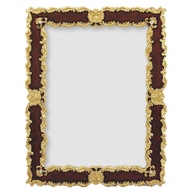 Sophisticate Frame, 4x6, Tortoise