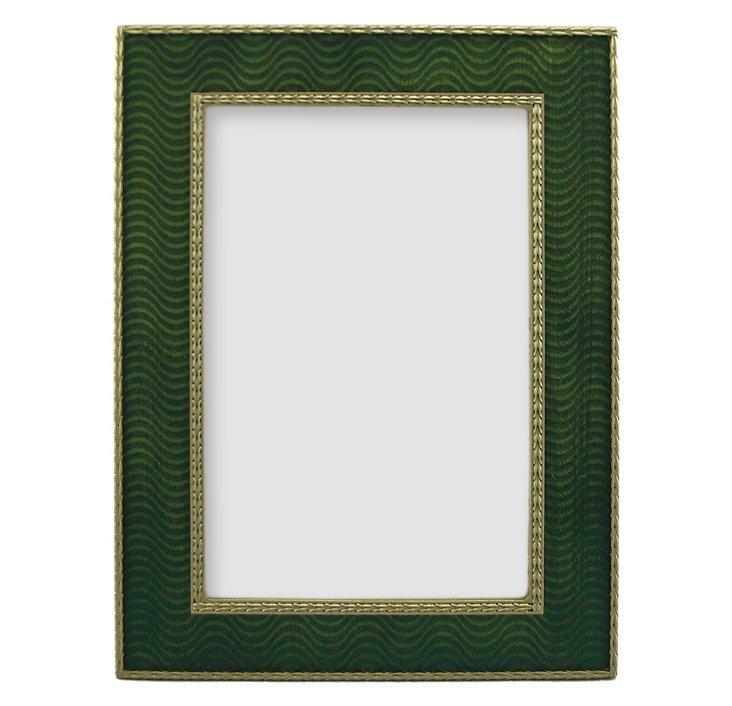 Pushkin Frame, 4x6, Olive