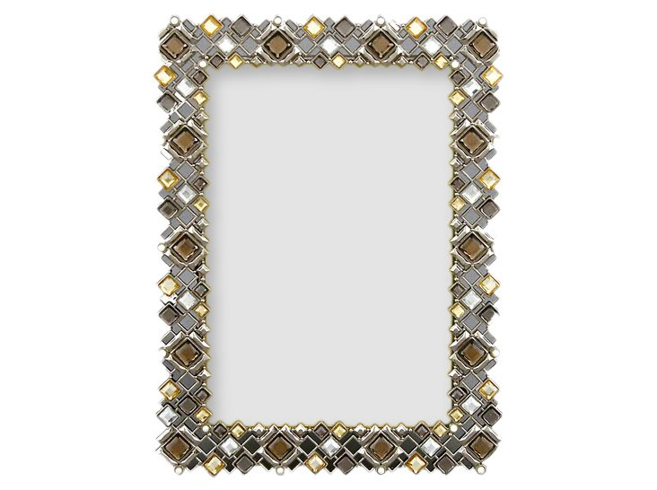 Images Frame, 4x6, Silver