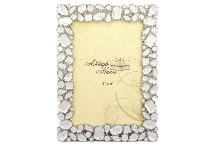 Shards Frame, 4x6, Clear