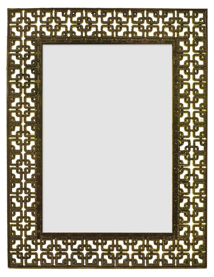 Squiggles Frame, Black, 5x7