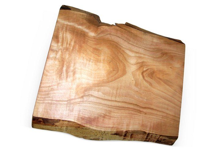 """Curly Maple Tray, 16"""" x 14.5"""""""