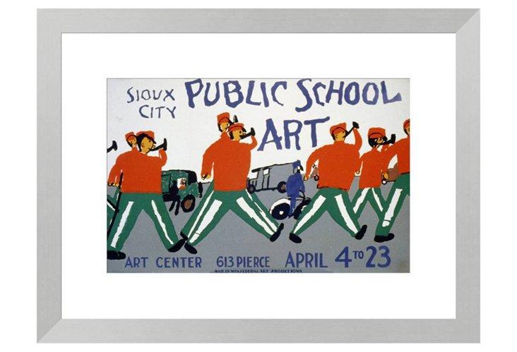 Public School Art