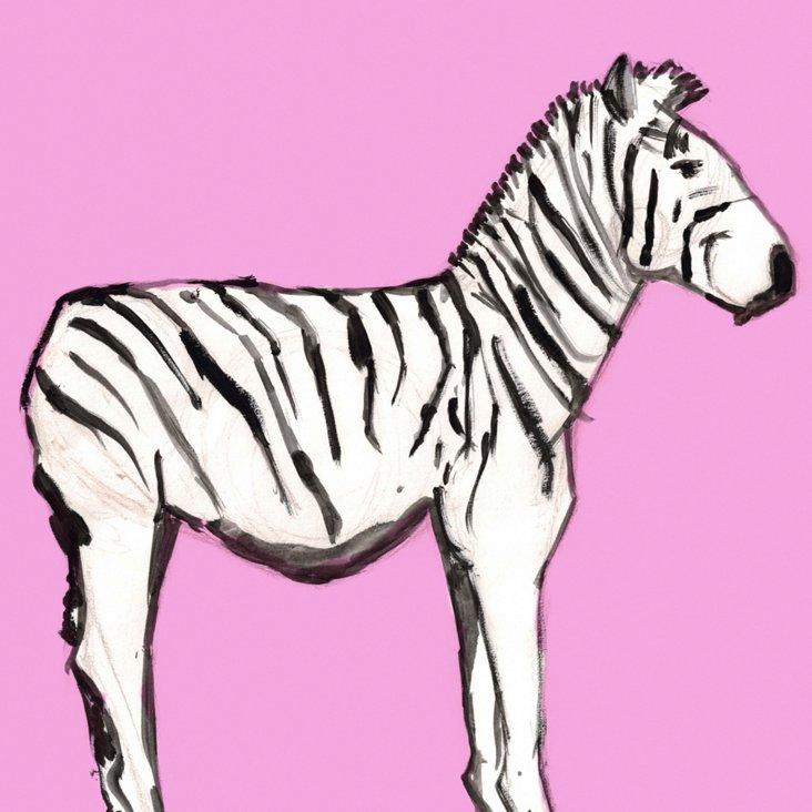 Lauren Rowinski, Pink Zebra