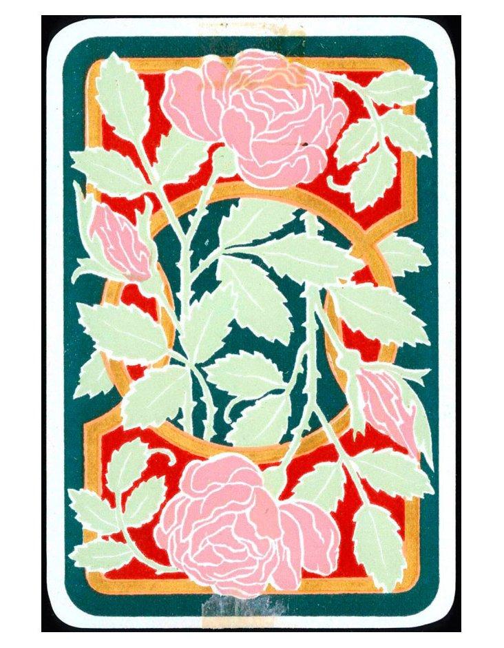 Art Nouveau II Framed Print