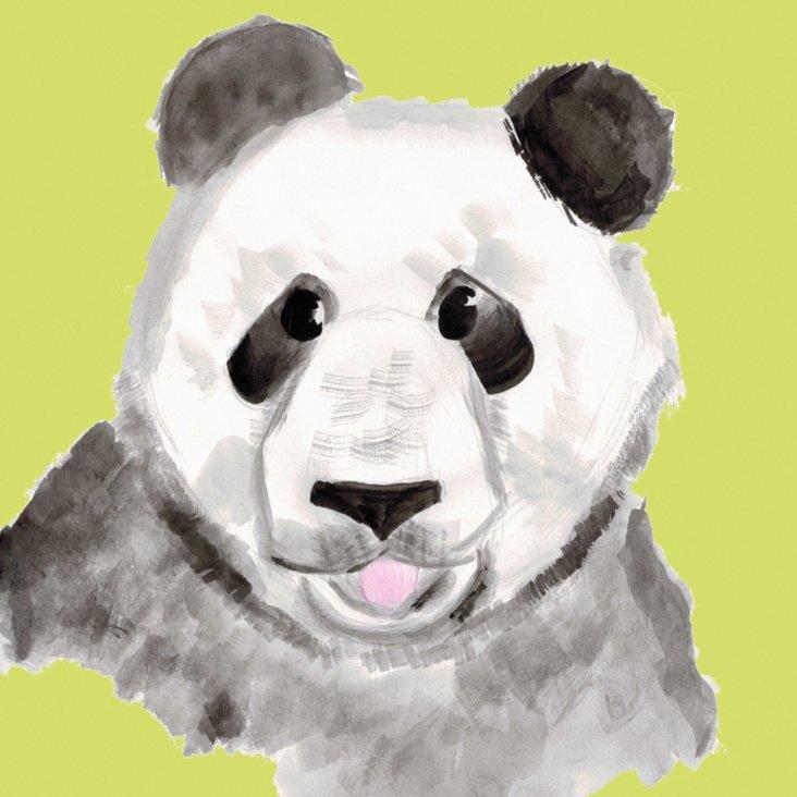 Lauren Rowinski, Green Panda