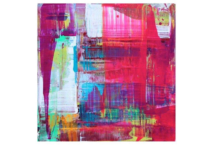 Lindsay Cowles, 24x24 Untitled 928-DNU