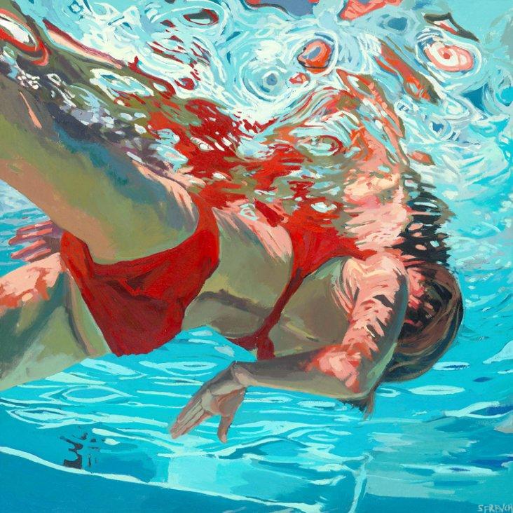 Samantha French, Sink In
