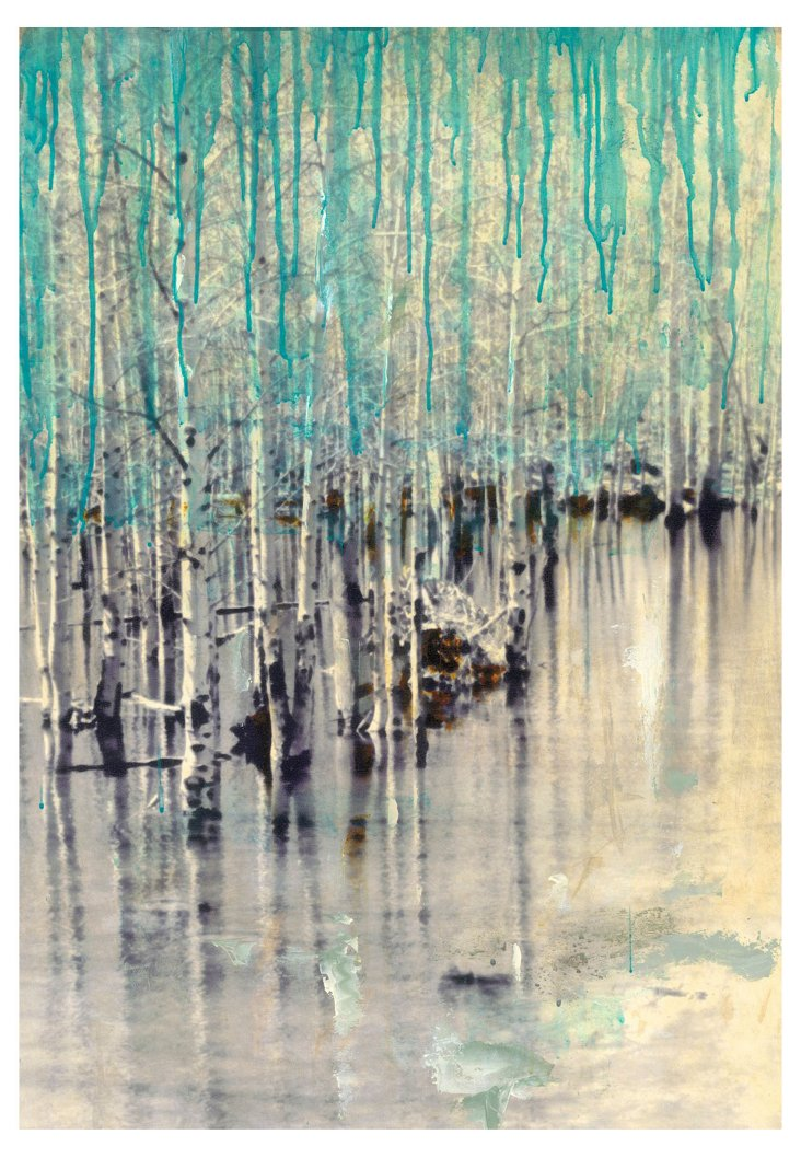 Sara Abbott, Water Trees II