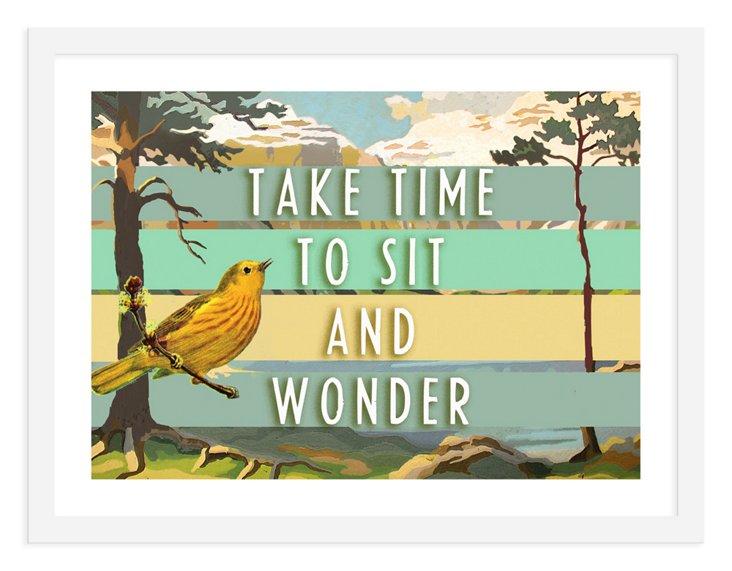 Renninger, Take Time