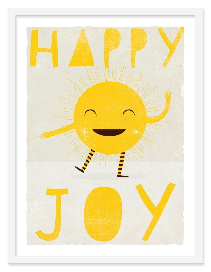 Andrew Bannecker, Happy Joy
