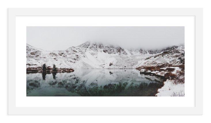 Kevin Russ, Mountain Lake Reflection