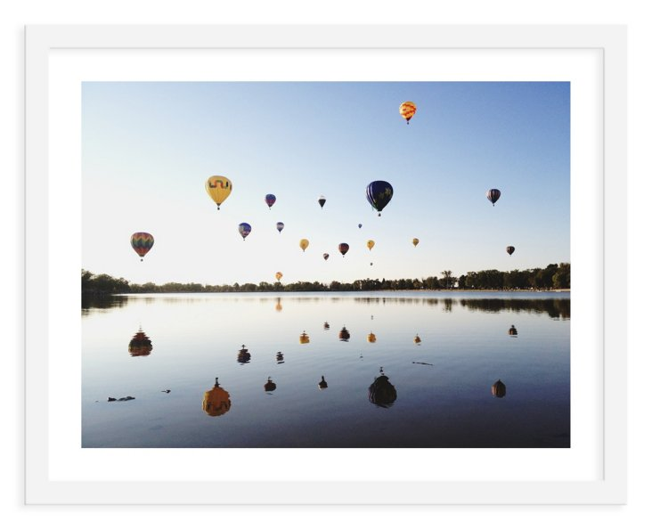 Kevin Russ, Hot Air Balloon Celebration