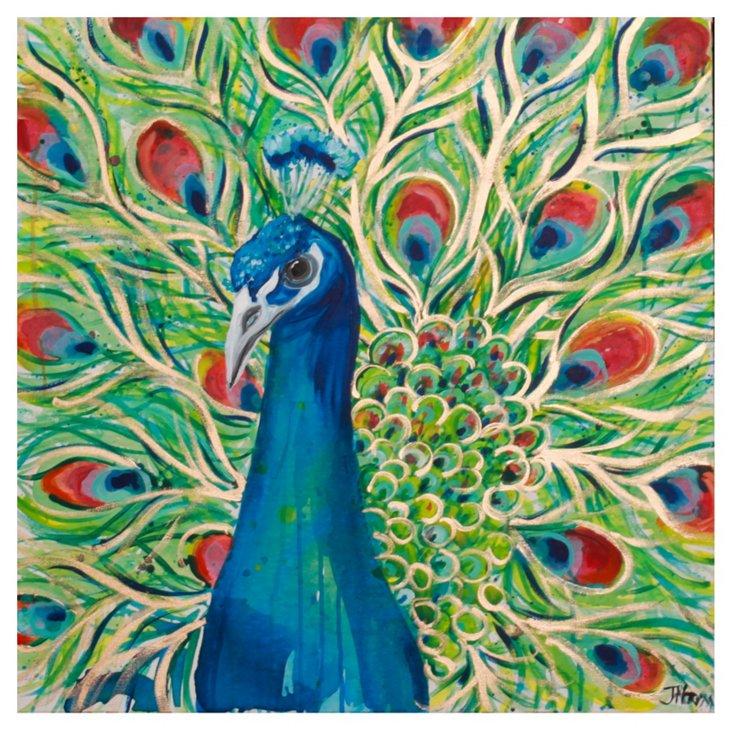 Jennifer Moreman, Mr. Peacock