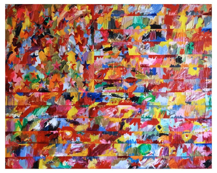 Julian Rapp, Everybody Flag