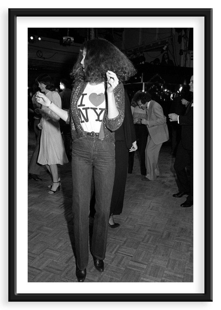 Darleen, I Heart NY 1978