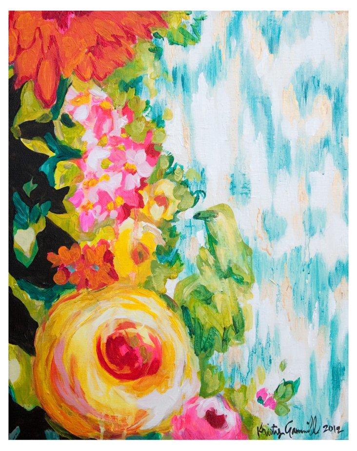 Kristy Gammill, Yellow Rose
