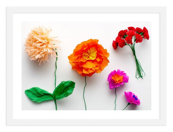 Mason Stefl, Paper Flowers
